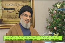 سید حسن نصرالله در مصاحبه با المنار: بسیار امیدوارم روزی در قدس نماز بخوانم