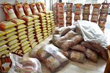 268 تن کالای تنظیم بازار در نهبندان توزیع شد