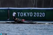 المپیک 2020 توکیو| نازنین ملایی به فینال B رفت و از کسب مدال بازماند