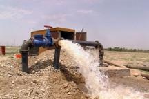 نوسان برق به پمپاژه های آب گچساران خسارت زد