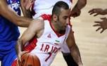 بسکتبالیست ایرانی کرونا گرفت