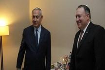 ایران محو مذاکرات نخست وزیر رژیم صهیونیستی با وزیر خارجه آمریکا
