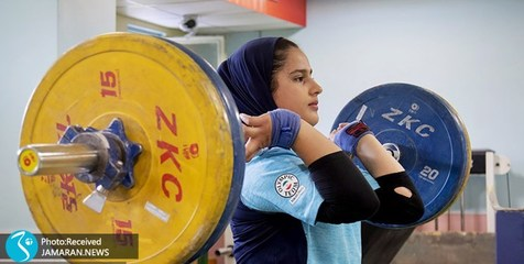 پیام تبریک صالحی امیری برای دختر تاریخ ساز وزنه برداری ایران