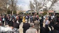 جمعی از مردم شاهرود نسبت به برکناری شهردار این شهر اعتراض کردند
