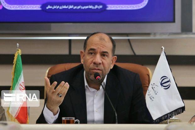 انتقاد استاندار از ضعف ناوگان عمومی شهری خراسان شمالی