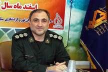 8000 نفر از آذربایجان غربی عازم مناطق عملیاتی جنوب کشور می شوند