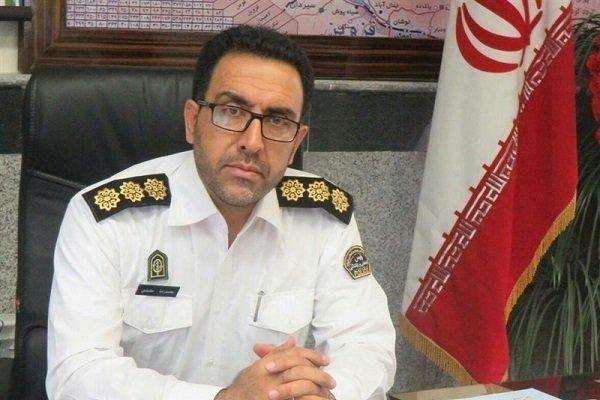 تردد خودروها در سطح شهر اصفهان در روز ۱۳ فروردین ممنوع است