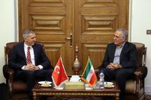 ایران و ترکیه هرگز از هم جدا نمی شوند