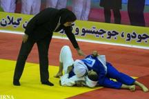 رئیس هیات جودو: بانوی سمنانی در رقابت انتخابی تیم ملی دوم شد