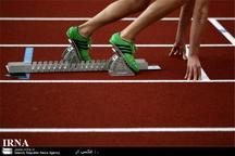 کسب پنج مدال توسط دو و میدانی کاران خراسان رضوی در مسابقات قهرمانی آسیا