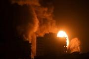 تعداد شهدای فلسطینی به 218 شهید رسید/زخمی ها 5604 نفر