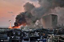انفجار مهیب در بیروت/ کشته و زخمی شدن صد ها نفر تایید شد+ فیلم