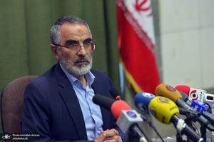 نشست خبری دبیر ستاد مرکزی بزرگداشت امام خمینی(س)-1