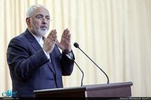 ظریف: اروپا را تحت فشار قرار میدهیم/ تأکید بر تعامل با همسایگان و شرکای قدیمی ایران