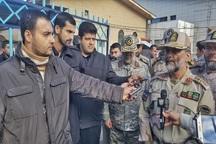 امنیت در مرزهای ایران و ترکیه مثال زدنی است