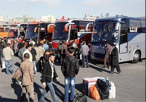 یک میلیون و ۱۵ هزار مسافر از پایانههای مرزی جلفا و نوردوز تردد کردند