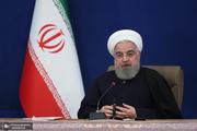 روحانی: واقعیتها را بگوییم؛ نگذاریم ضد انقلاب ذهن مردم را مشوش کنند