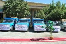 کاروان تجهیزات ورزشی به مناطق محروم کرمانشاه اعزام شد