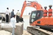 عملیات ساخت موج شکن اسکله سایت پرورش میگوی رودیک چابهار بزودی آغاز میشود