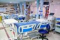 راه اندازی ۳۰ تخت ICU جدید در بیمارستان رازی رشت