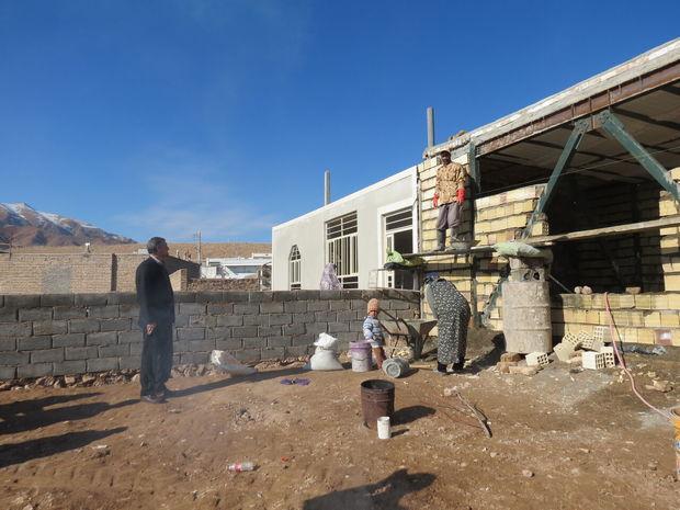 ۲ هزار و ۵۰۰ واحد مسکن محرومان در خراسان جنوبی در دست ساخت است
