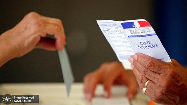 انتخابات فرانسه: رکورد مشارکت پایین و ناکامی حزب ماکرون