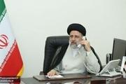 رئیسی: نجات فلسطین دستور کار ایران و ترکیه است