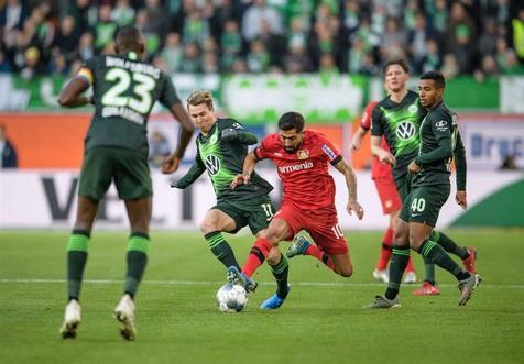 صعود مقتدرانه بایرلورکوزن به دور سوم جام حذفی آلمان