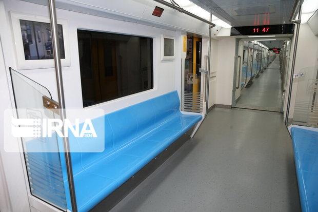 تولید ۱۵۰ واگن مترو در زرند وارد فاز اجرایی می شود