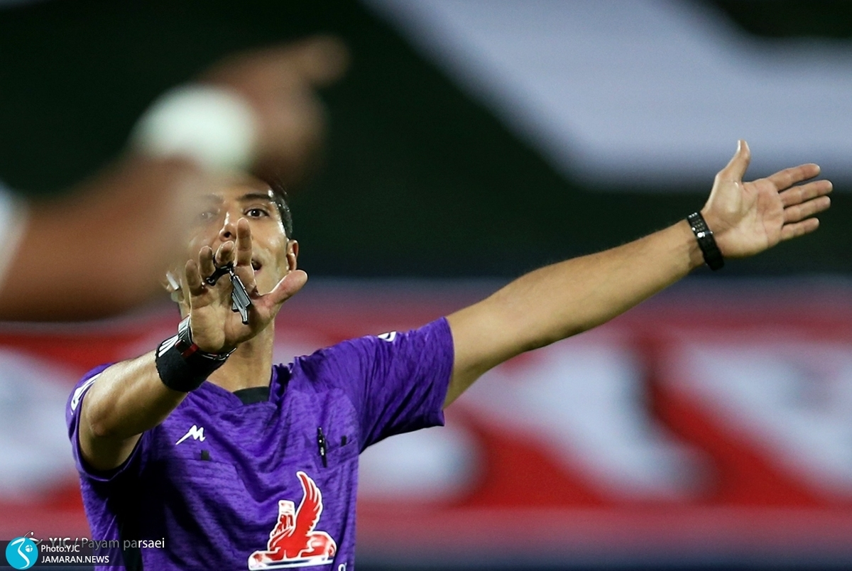 چرا انتظارات از داوران بالا است؟/ اشتباهات داوری فراتر از فوتبال ایران نیست!