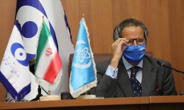 مدیرکل آژانس اتمی: تفاهم به دست آمده با ایران محدود است