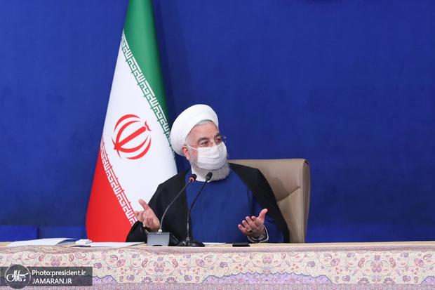 روحانی: همه باید به رئیس جمهور منتخب و دولت بعدی برای کسب موفقیت کمک کنیم