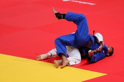 حذف 4 جودوکار ایران در روز پایانی رقابت های قهرمانی آسیا