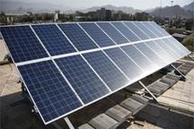 300 کیلووات سامانه انرژی خورشیدی در کردستان نصب شد