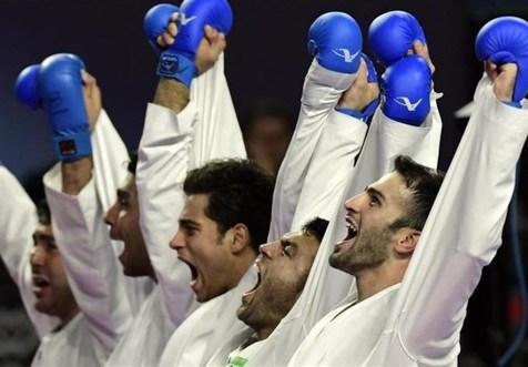 ۲ طلا و ۲ برنز در انتظار کاراته ایران در چین / ۶ نماینده ایران حذف شدند