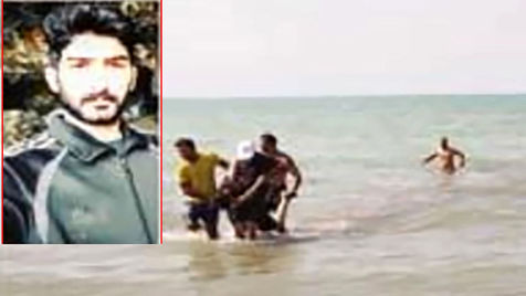 ناگفته هایی از شنای مرگبار در ساحل محمودآباد/ گفتگو با تنها بازمانده