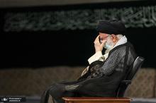 مراسم عزاداری 28 صفر با حضور رهبر معظم انقلاب اسلامی