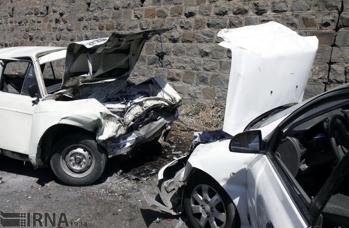 تلفات جادهای کرمان پنج درصد کاهش یافت