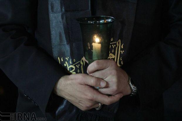 خوزستان هم نوا با یتیمان کربلا شد
