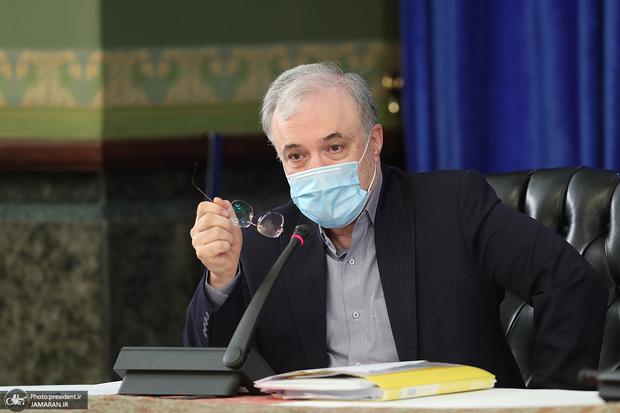 انتقادات وزیر بهداشت از کنکور