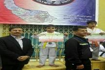 افتخار آفرینی نونهالان کاراته فومن در مسابقات قهرمانی کشور