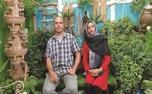 این کوچه در شیراز با زباله ها سبز شد+ تصاویر