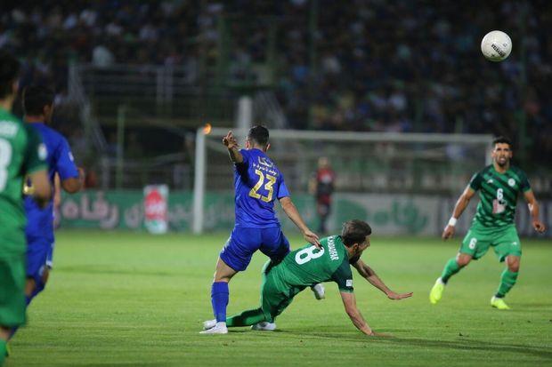 سرمربی تیم فوتبال ذوبآهن: بازیکنانم در دیدار با استقلال جانانه بازی کردند