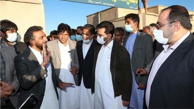 آذری جهرمی با لباس محلی در سیستان و بلوچستان + عکس