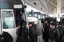 480 هزار مسافر توسط ناوگان برون شهری ساوه سفر کردند