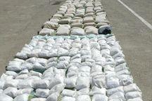 ۴۳۴ کیلوگرم موادمخدر در عملیات مشترک پلیس بوشهر و هرمزگان کشف شد