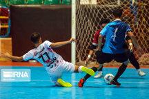 پیگیری رقابت های فوتسال لیگ برتر بزرگسالان گیلان
