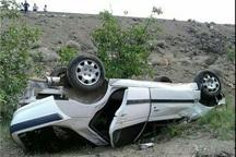 دو سانحه رانندگی در خوزستان هشت مصدوم و یک کشته بر جای گذاشت
