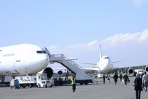 حدود سه هزار پرواز در فرودگاه کرمانشاه انجام شد