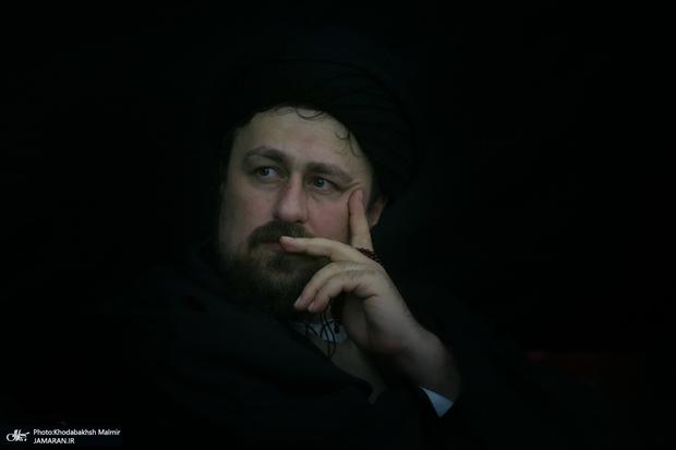 تسلیت سید حسن خمینی در پی ارتحال آیت الله محمدی تاکندی
